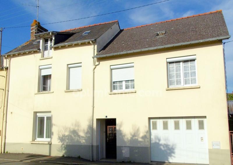 Maison de 94  m2 - Janzé (35150)