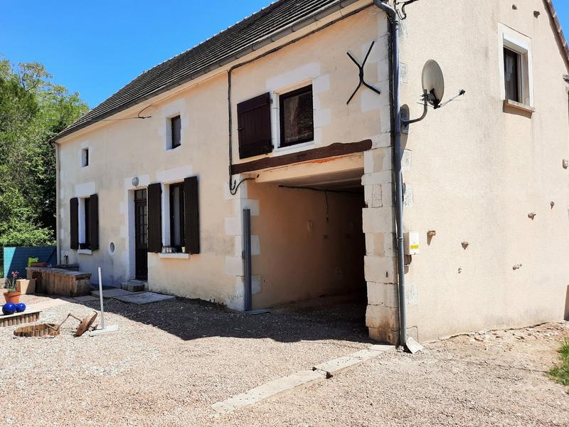 Maison de campagne de 125  m2 - Arquian (58310)
