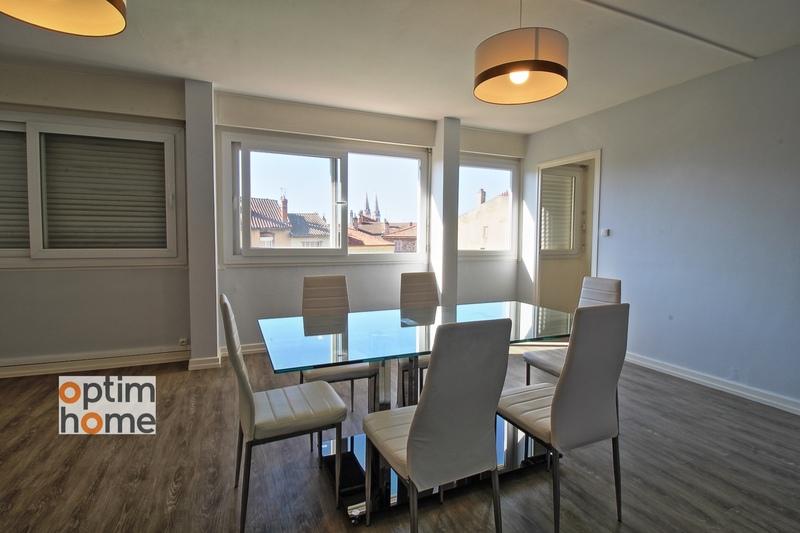 Appartement à rénover de 80  m2 - Mâcon (71000)