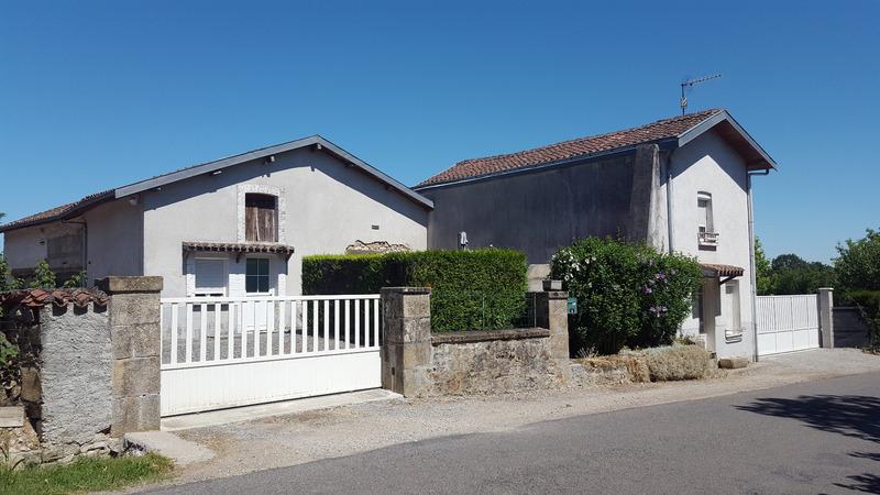 Maison de 110  m2 - Saint-Auvent (87310)