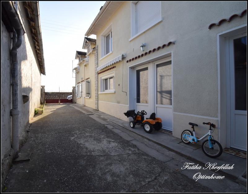 Maison de village de 162  m2 - Lagor (64150)