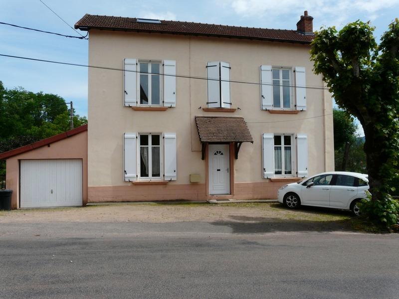 Maison de ville de 97  m2 - Chauffailles (71170)