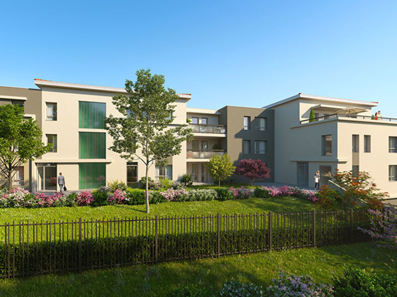 Appartement de 122  m2 - Sainte-Foy-lès-Lyon (69110)