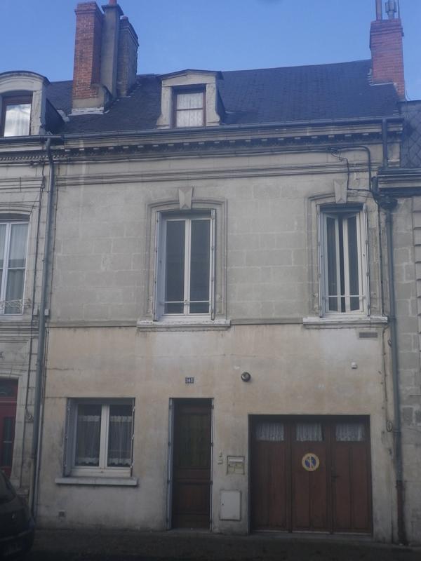 Maison de 95  m2 - Châtellerault (86100)
