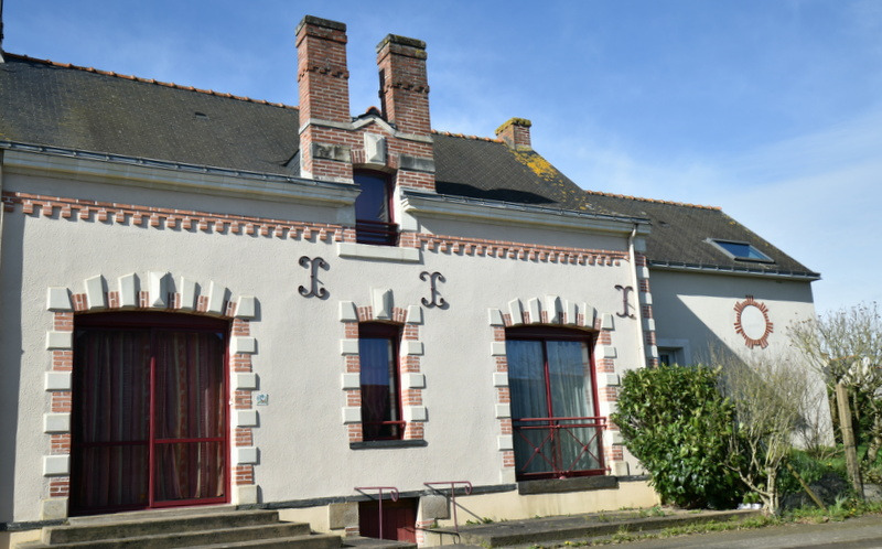 Maison de village de 157  m2 - Nort-sur-Erdre (44390)
