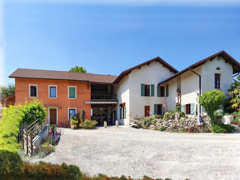 Maison bourgeoise de 250  m2 - Belley (01300)