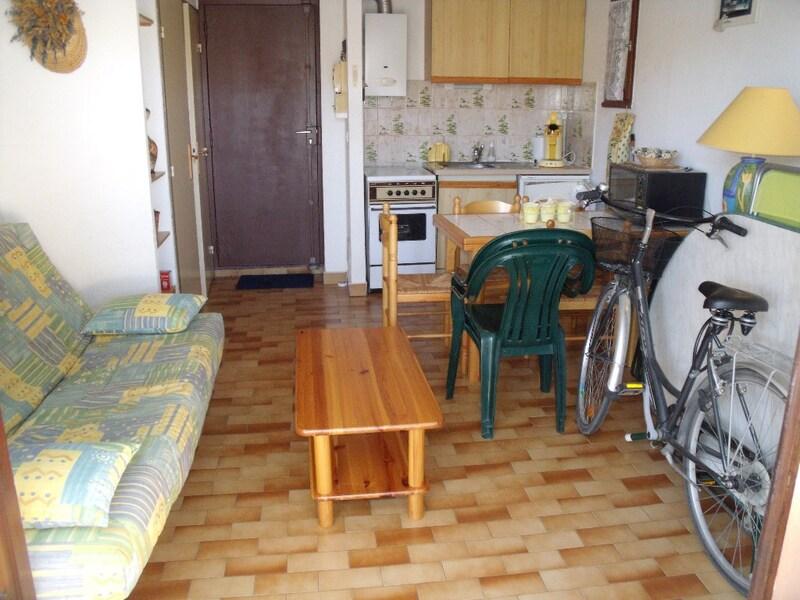 Appartement en résidence de 25  m2 - Agde (34300)