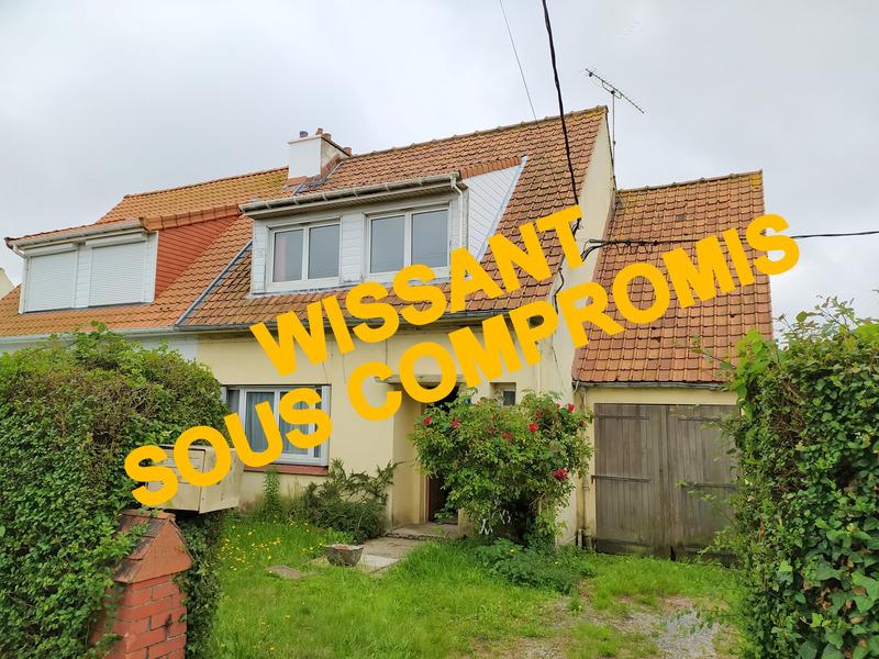 Maison de village de 80  m2 - Wissant (62179)
