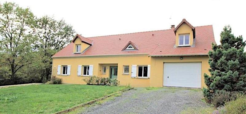 Maison contemporaine de 276  m2 - Preuilly (18120)