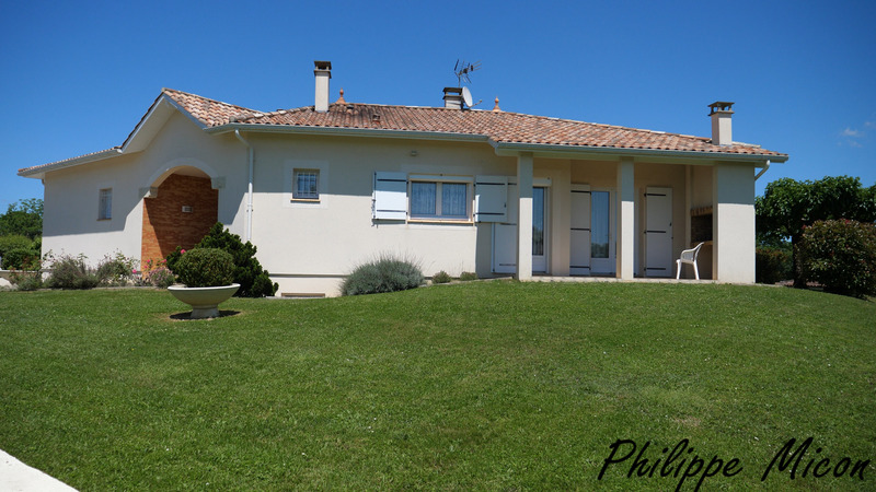 Villa de 135  m2 - Eauze (32800)