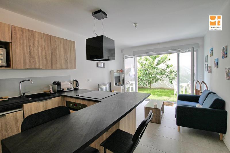 Appartement en résidence de 44  m2 - Cagnes-sur-Mer (06800)