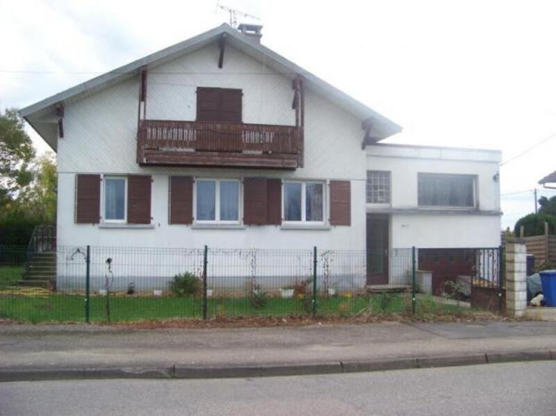 Maison à rénover de 160  m2 - Rambervillers (88700)