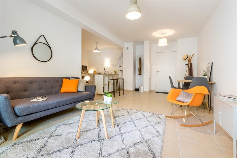 Appartement de 40  m2 - Gardanne (13120)