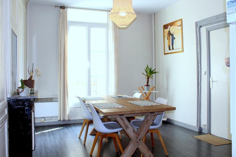 Appartement rénové de 65  m2 - Rouen (76000)