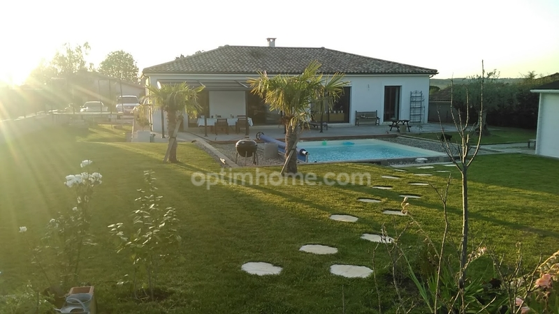 Maison de 133  m2 - Lévignac (31530)