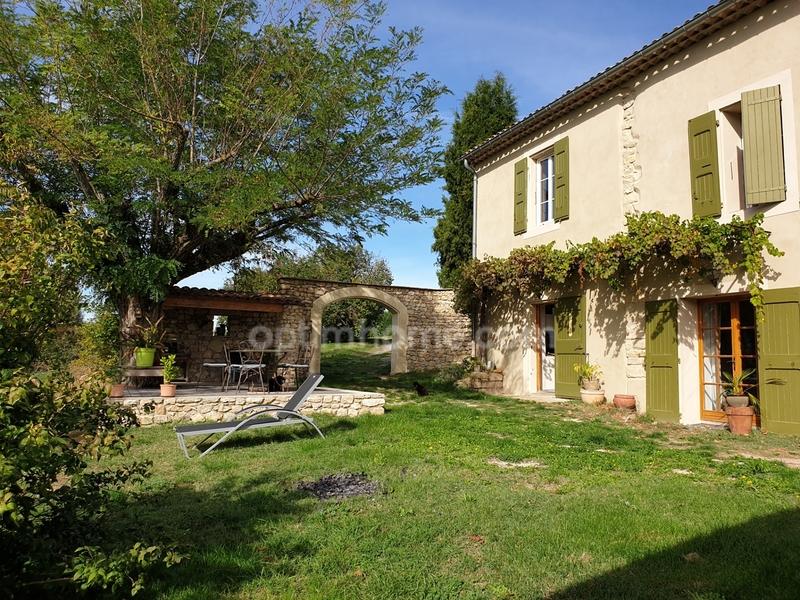 Maison de caractère de 180  m2 - Forcalquier (04300)