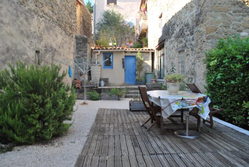 Maison mitoyenne de 141  m2 - Puy-Saint-Martin (26450)