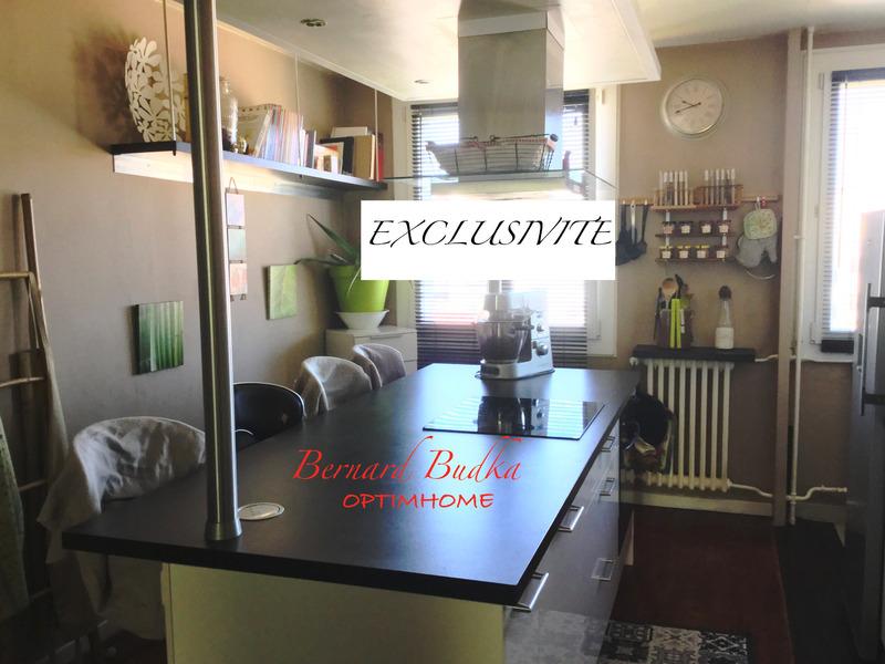 Appartement de 65  m2 - Vaulx-en-Velin (69120)