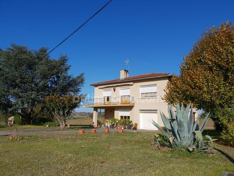Maison de 131  m2 - Sainte-Foy-d'Aigrefeuille (31570)