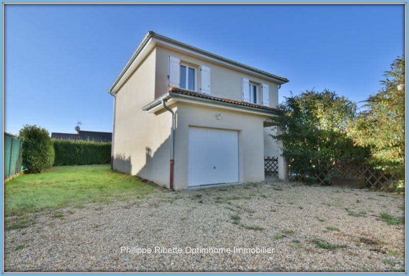 Maison contemporaine de 90  m2 - Bourg-en-Bresse (01000)