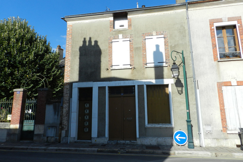 Maison de ville de 100  m2 - Bonneval (28800)