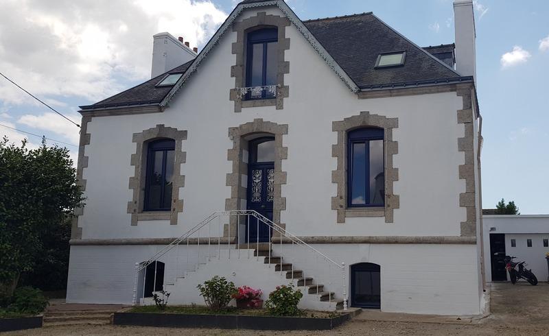 Maison de caractère de 125  m2 - Plouhinec (56680)