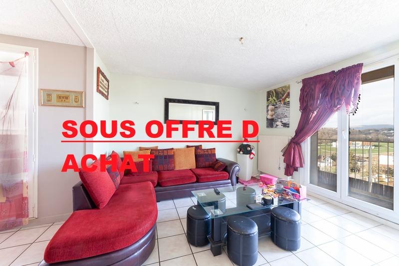 Appartement 1960 de 57  m2 - Besançon (25000)