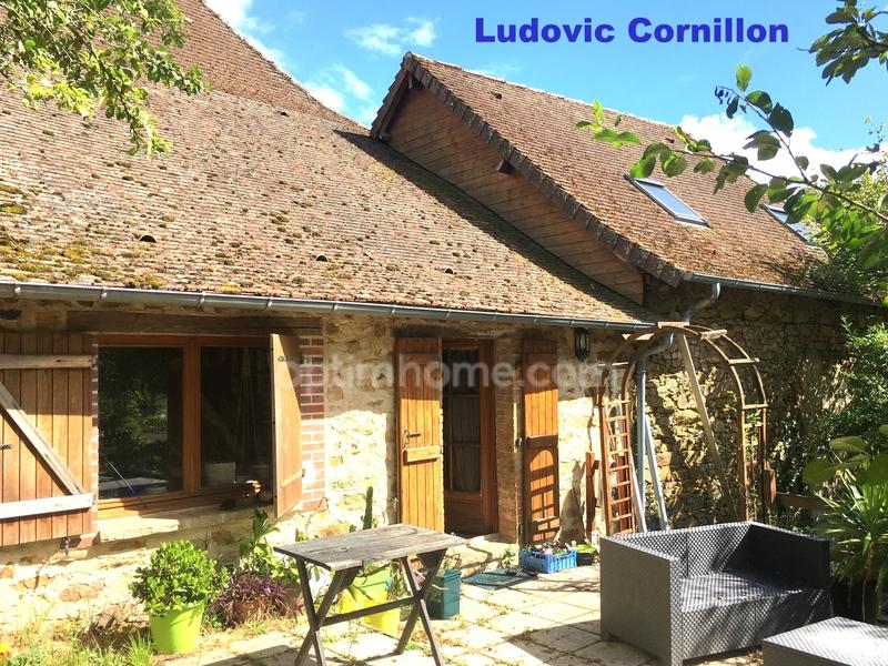 Maison individuelle de 126  m2 - Château-Chervix (87380)