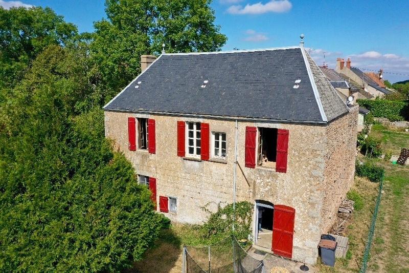 Maison de 113  m2 - Saint-Léger-Vauban (89630)