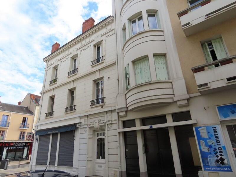 Appartement de 37  m2 - Vichy (03200)