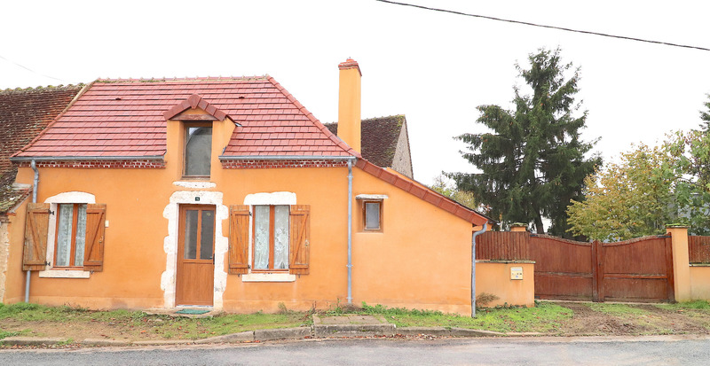 Maison de village de 57  m2 - Preuilly (18120)