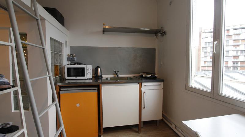 Appartement de 9  m2 - Paris (75011)