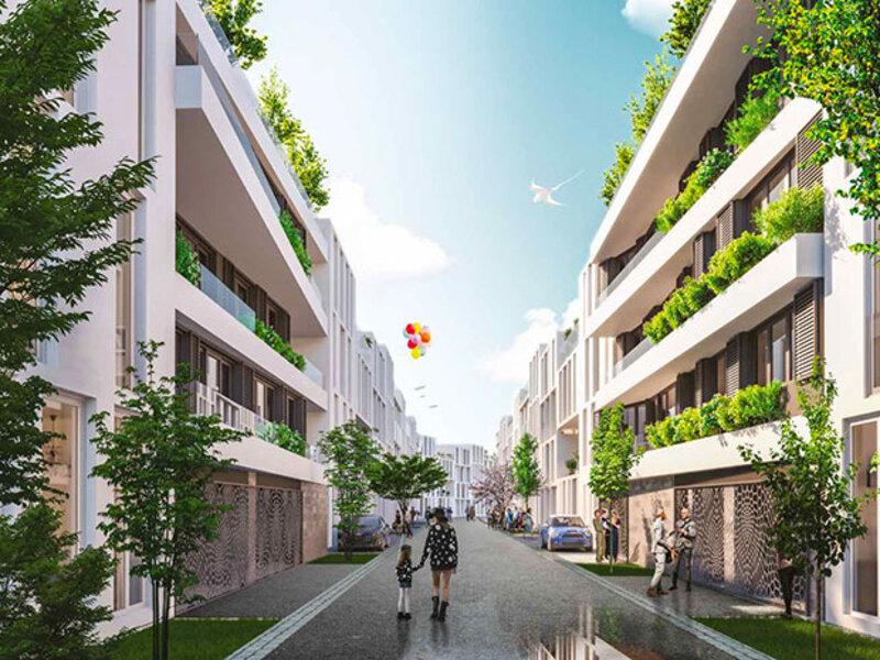 Appartement de 91  m2 - Bordeaux (33000)