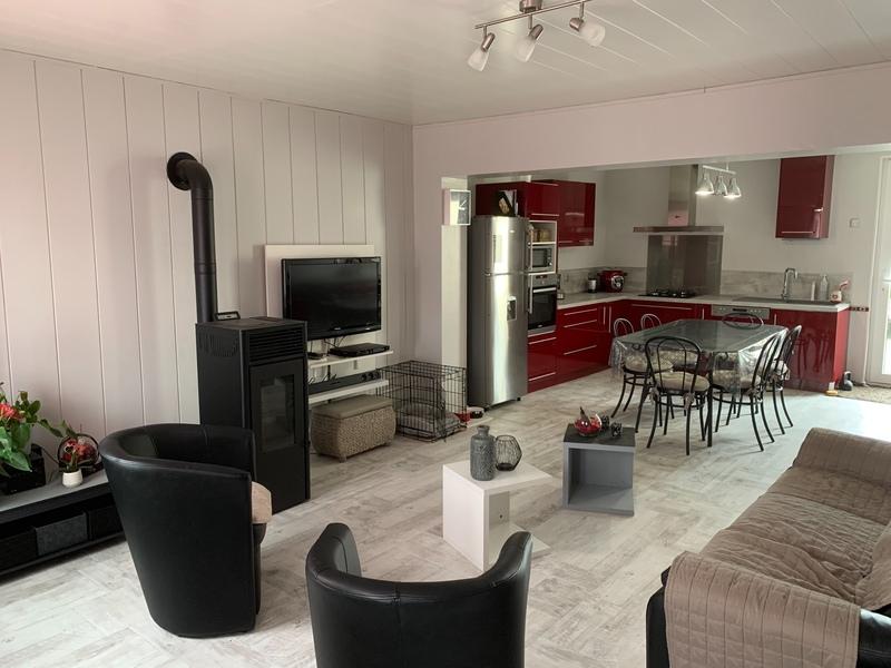 Maison de ville de 97  m2 - Saint-Dizier (52100)