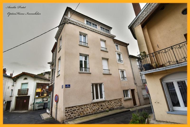 Maison de village de 66  m2 - Massiac (15500)