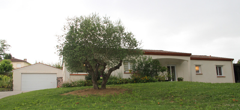 Maison plain-pied de 110  m2 - Villeneuve-sur-Lot (47300)