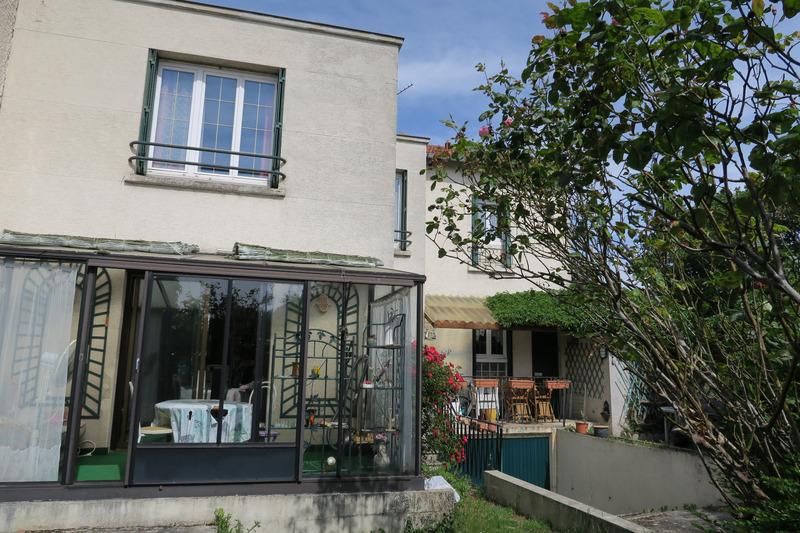 Maison de 111  m2 - Rueil-Malmaison (92500)