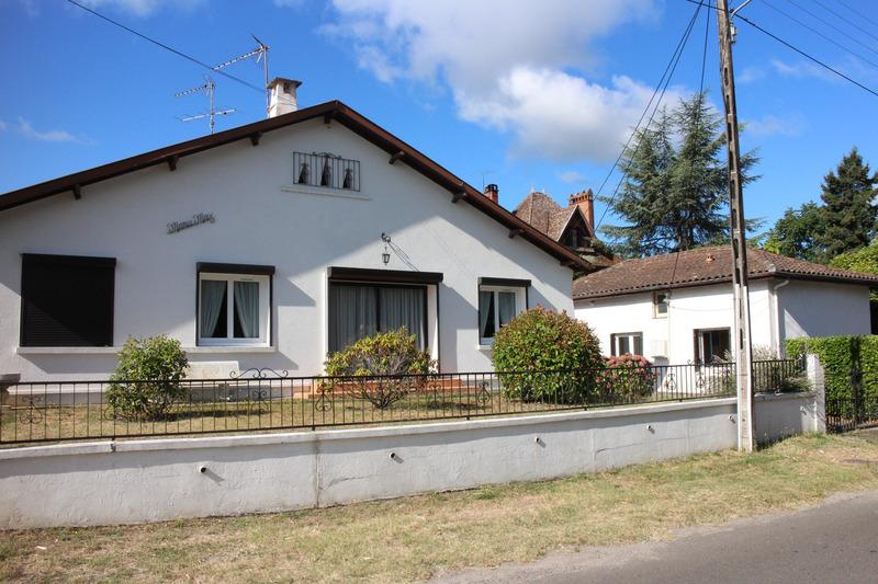 Maison plain-pied de 118  m2 - Gabarret (40310)