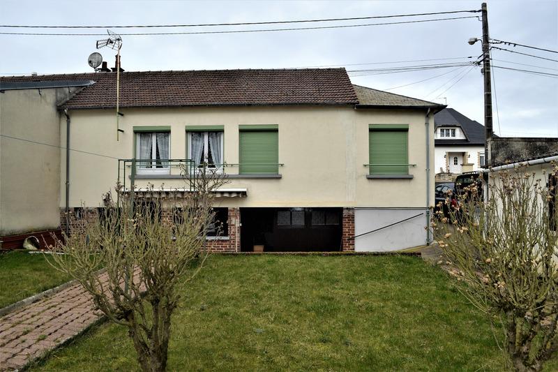 Maison de ville de 59  m2 - Saint-Just-en-Chaussée (60130)