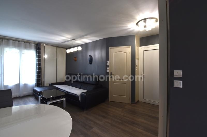 Appartement en résidence de 41  m2 - Évreux (27000)