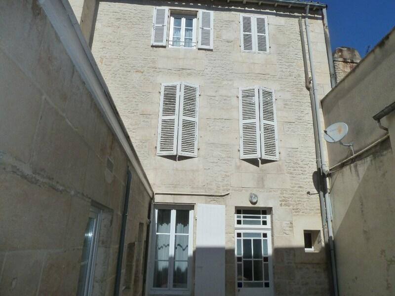 Maison de ville de 150  m2 - Niort (79000)