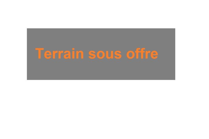 Terrain constructible de   m2 - Bessenay (69690)