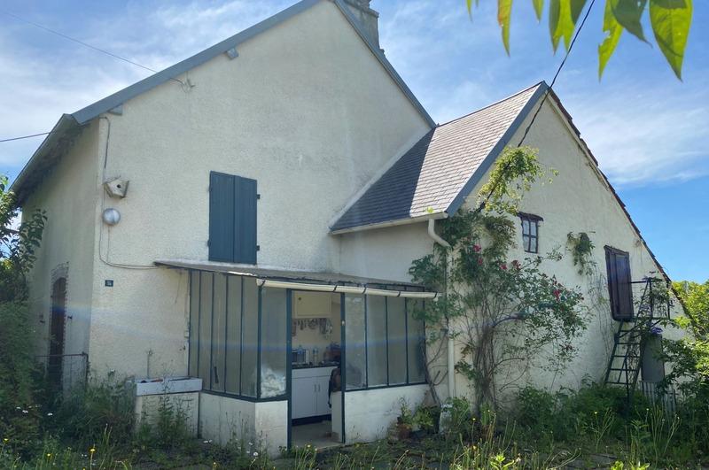 Maison de village de 62  m2 - Saint-Vaury (23320)