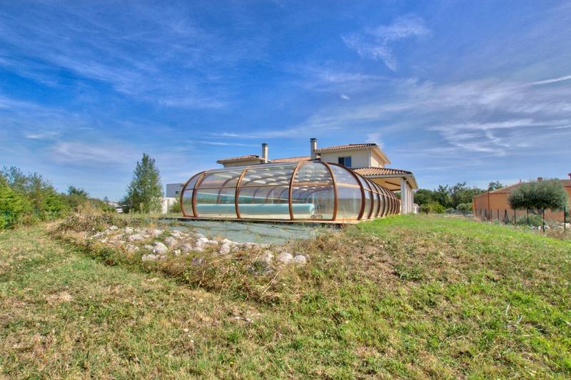 Villa d'architecte de 373  m2 - Mondonville (31700)