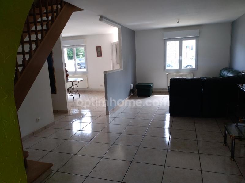 Maison de 90  m2 - Saint-Quentin (02100)