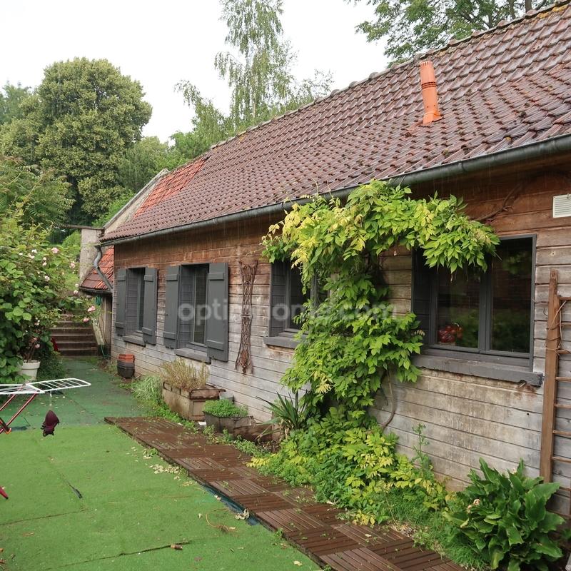 Maison en pierre de 110  m2 - Pont-Remy (80580)