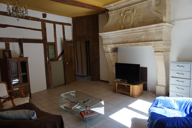 Appartement ancien de 126  m2 - Bar-le-Duc (55000)