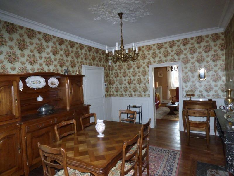 Maison de ville de 198  m2 - Moulins (03000)