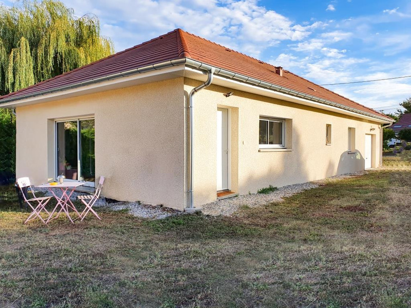 Maison plain-pied de 111  m2 - Belley (01300)