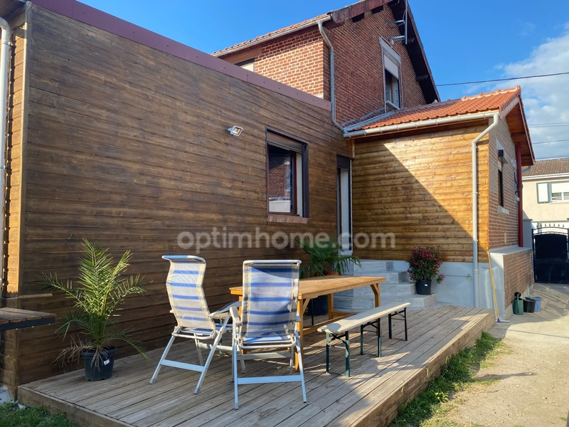 Maison en résidence de 95  m2 - Biache-Saint-Vaast (62118)